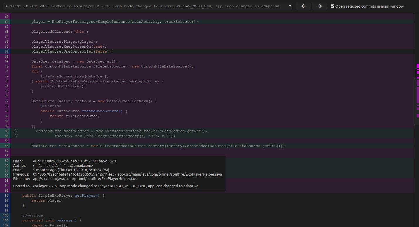 GitBlade com - a Git Client for Linux, Mac and Windows